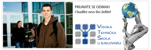 Visoka tehnička škola u Bjelovaru, stručni studij mehatronike