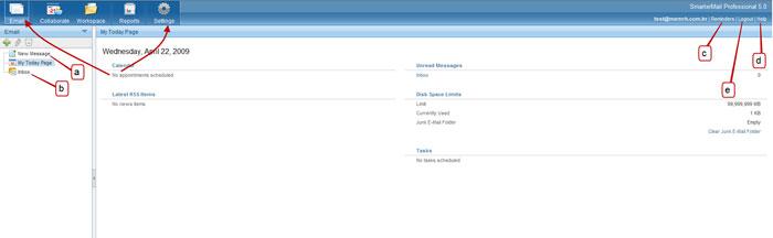 Webmail Helm