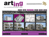 Arting d.o.o. za projektiranje, izvođenje i nadzor