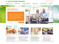 Delač - Dom za starije i nemoćne