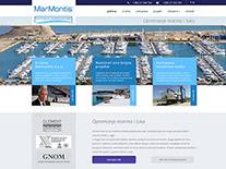 Marmontis - Opremanje marina i luka