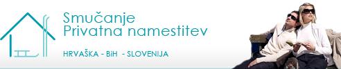 Smučišće, Pozimi, Smučanje, Hrvaška, Slovenija, BiH