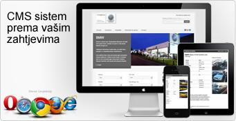 Grad Oroslavje cms stranice